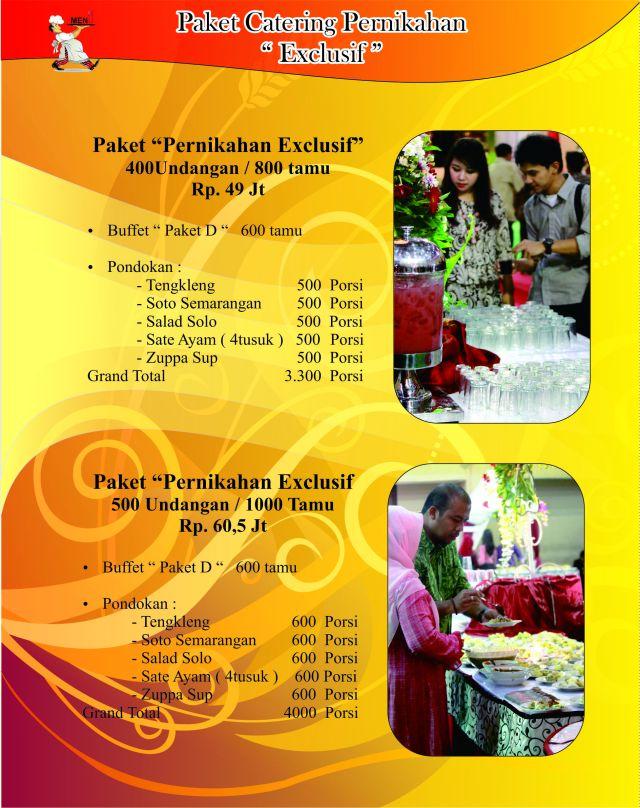 Catering Halal Semarang, Catering Syari'ah Semarang, Catering Sehat Semarang, H. Supardan Assidqie, 0888 641 4747